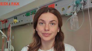 """Mădălina, bolnavă de Covid-19 internată la """"Matei Balș"""", mărturie despre trăirile din spital: """"Am ajuns să cunosc medicii după ochi şi voce"""""""