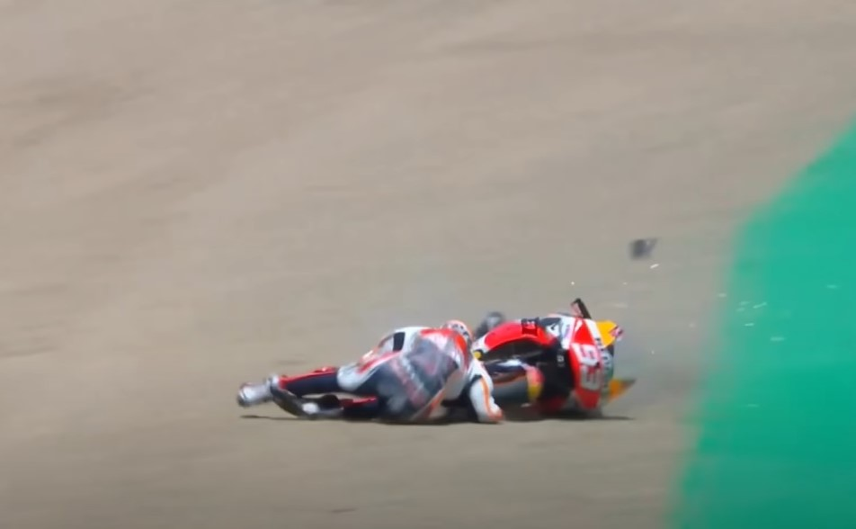 Marc Marquez are nevoie de operaţie după ce s-a accidentat la Jerez