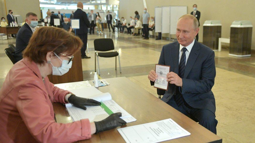 Putin, puternic susținut de alegători. Ar putea rămâne la putere până în 2036