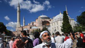 Un tribunal din Turcia a decis: Catedrala Sfânta Sofia poate redeveni moschee