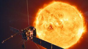 Soarele, fotografiat de la cea mai mică distanță atinsă vreodată. Ce dezvăluie pozele