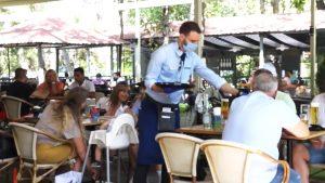 Proprietarii de restaurante îți transmit că și TU trebuie să fii responsabil când ieşi la terasă