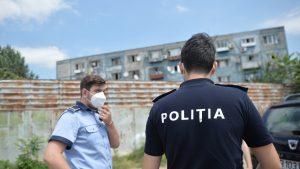Reacția Sindicatului Europol, după ce doi poliţişti au fost atacaţi cu o coasă