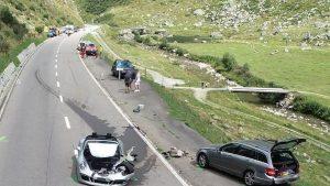 Pagubă de 3.5 milioane de euro în urma unui accident produs în Alpii elvețieni