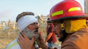 """""""Suntem blestemați"""": Explozie catastrofală, foamete și coronavirus. Lovitură imensă pentru Liban"""