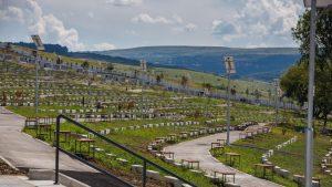 Cimitir-parc de peste 50 de milioane de lei la Cluj-Napoca: peste 85.000 de metri pătrați de spații verzi