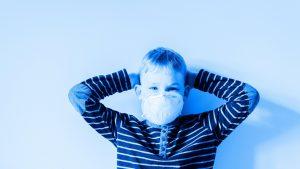 Copiii nu sunt imuni la coronavirus. Ce au arătat datele unui studiu derulat de Centrul pentru Prevenirea și Controlul Bolilor