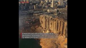 """Foamete în Liban: Peste 80% din grânele țării sunt distruse. """"Avem nevoie chiar și de un singur dolar"""""""