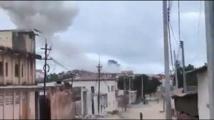 """Explozie capcană urmată de focuri de armă în Somalia. """"Oamenii fug mâncând pământul"""""""