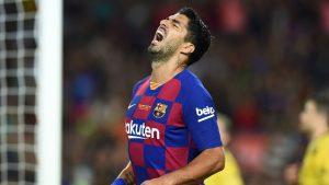 Suarez nu mai are loc la Barcelona nici pe banca de rezerve. Koeman a început reîntinerirea echipei