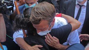 Dimensiunea disperării în Liban: Peste 44.000 de oameni cer ca Franța să preia controlul țării