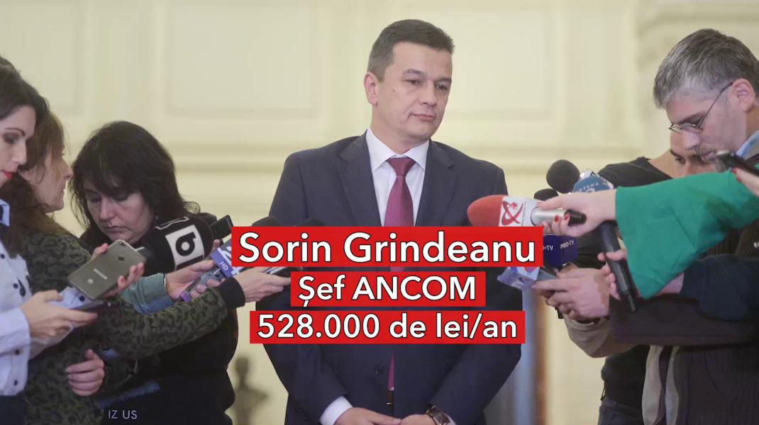 Salarii de sute de mii de lei pe an pentru șefii de la ANRE, ANCOM și ASF