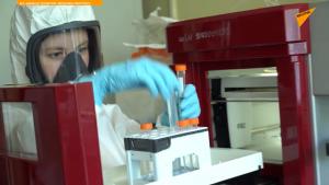 VIDEO Producția vaccinului COVID-19 produs de ruși, Sputnik-V, a fost filmată