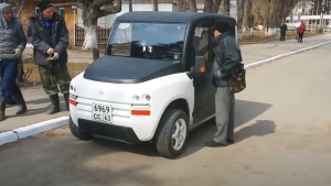 5.000 de euro pentru o rusoaică electrică cu autonomie de 560 de kilometri. Diferența dintre mașina rușilor și electrica Dacia