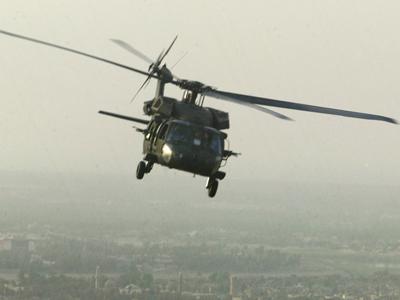 Elicoptere militare americane au atacat un post de control militar, în nord-estul Siriei