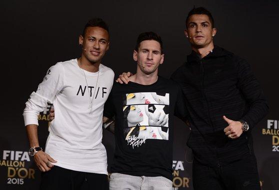 Messi, Ronaldo şi Neymar, în aceeaşi echipă? Echipa care ar putea forma atacul de vis