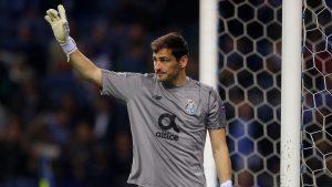 Iker Casillas își ia adio de la fotbal. Și-a anunțat oficial retragerea din activitate