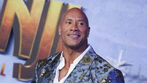 """Dwayne """"the Rock"""" Johnson a fost cel mai bine plătit actor în ultimul an"""