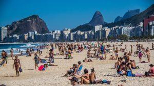 Rio de Janeiro vrea să lanseze aplicația prin care îți rezervi un loc pe plajă