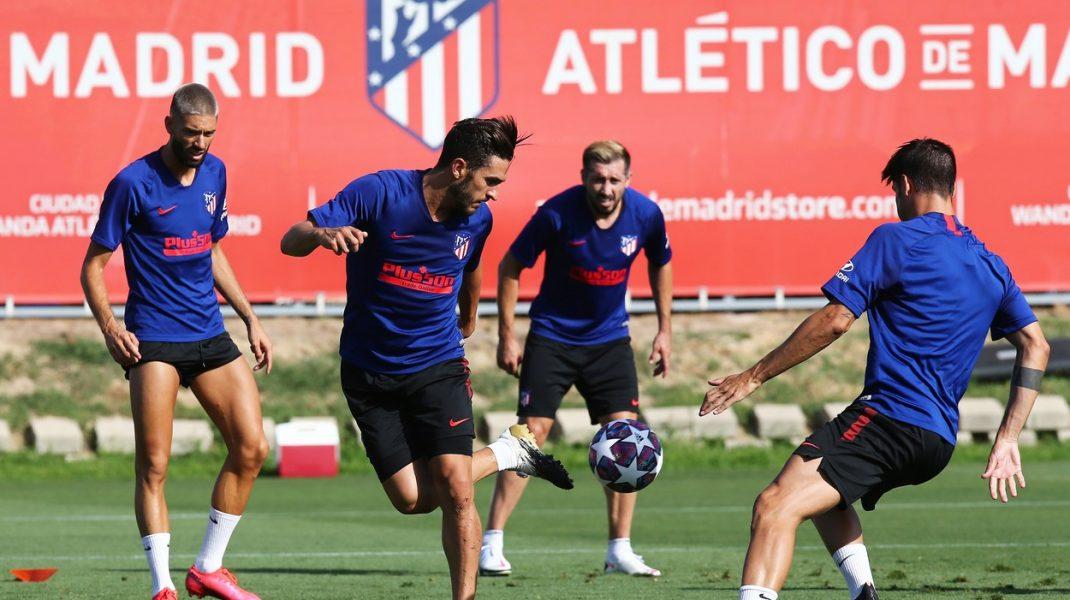 Doi jucători de la Atletico Madrid au COVID-19
