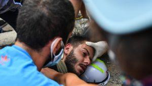 Peste 110 răniți în timpul protestelor de la Beirut