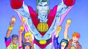 """Serialul """"Captain Planet"""" sărbătorește 30 de ani. Primul episod a fost difuzat pe 15 septembrie 1990"""