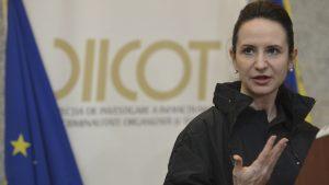 Giorgiana Hossu și-a dat demisia de la șefia DIICOT