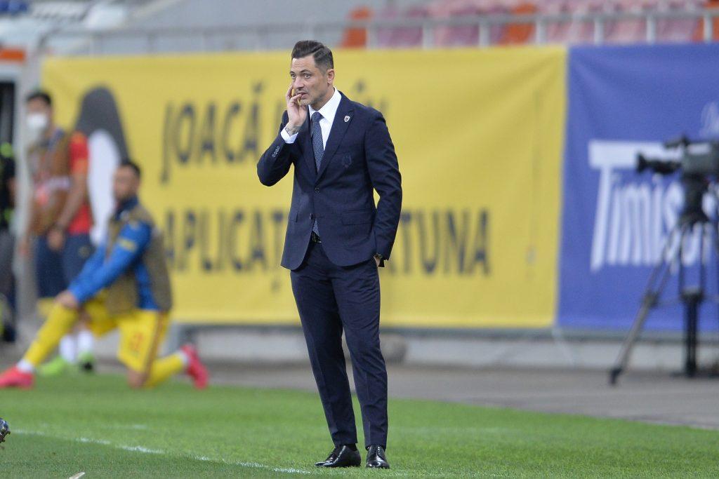 Mirel Rădoi s-a împiedicat la final. România a fost egalată în minutul 87 de nord-irlandezi