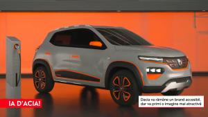 Rebranding pentru Dacia: O imagine mai atractivă la același preț accesibil