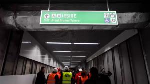 Metroul din Drumul Taberei a costat 3.2 miliarde de lei și va circula de pe 15 septembrie