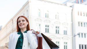 66% dintre femei spun că au simțit lipsa plimbărilor prin magazine în perioada izolării
