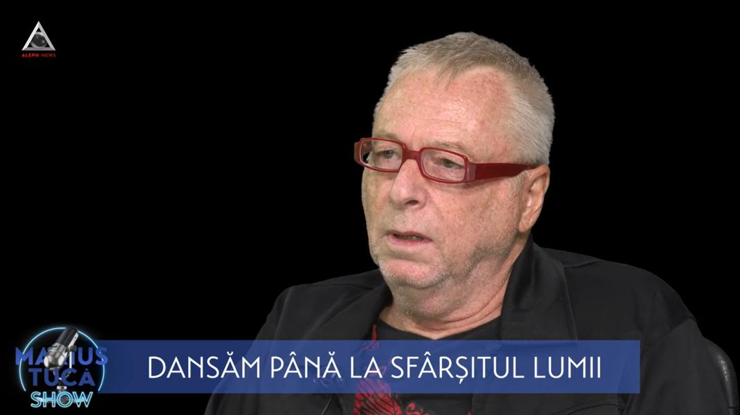 """Gigi Căciuleanu: """"Pentru mine nu este grea povara recunoștinței"""""""