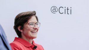 O bancă importantă din America va avea o femeie în funcția de director executiv