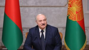 Lukashenko vrea închiderea granițelor cu Polonia și Lituania și un control strict la frontiera cu Ucraina