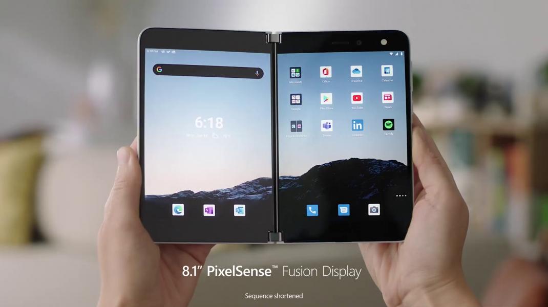 Microsoft te obligă să-ți cumperi un smartwatch dacă vrei să vezi notificările de pe Surface Duo