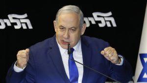 Netanyahu își spală pijamalele murdare la Washington. Reacția Ambasadei Israelului în SUA