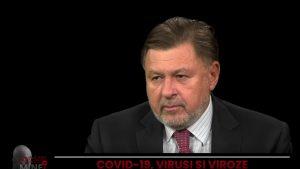 """""""Ochii pe mine!"""", cu Vlad Craioveanu. A. Rafila: ,,Aceasta este problema. Lumea înțelege: avem vaccin, mâine ne vaccinăm și am scăpat!"""""""