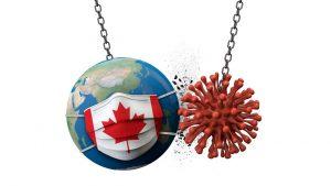 """Valul doi de Covid a ajuns în Canada: """"Riscă să fie mai rău decât primul"""""""