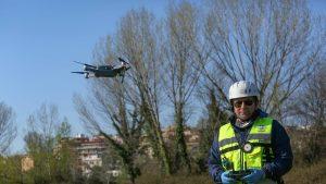 Marea Britanie foloseşte drone ca să depisteze grupurile de imigranţi