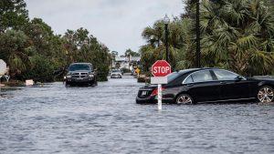 """Furtuna tropicală Sally a lovit zona de graniță dintre Alabama și Florida: """"Totul este sub apă, e o nebunie"""""""