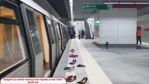 Bulgaria construiește 21 de stații de metrou în 5 ani - mai mult, mai repede și mai ieftin ca noi
