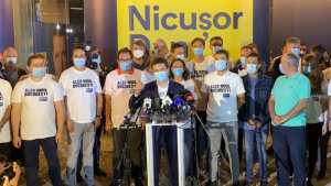"""Nicușor Dan: """"Vom începe construcția noului București. Noul București nu exclude pe nimeni"""""""