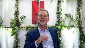 Ieri ospătar, azi miliardar. Reed Hastings, fondatorul Netflix, servea cafea în anii '80