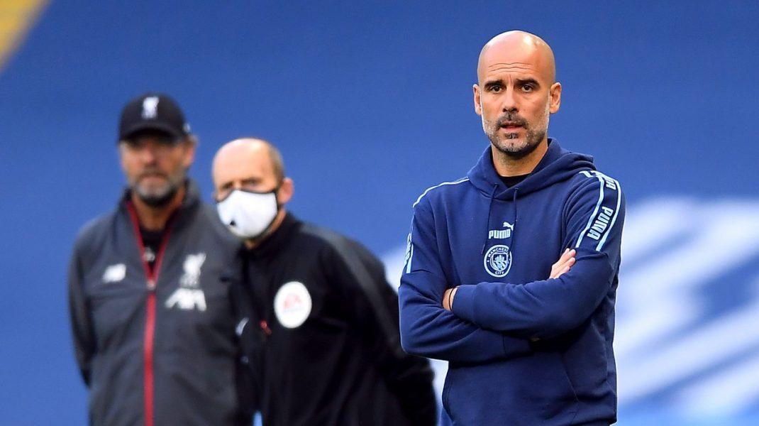 Coronavirusul îi dă bătăi de cap lui Guardiola. Mahrez și Laporte s-au infectat, a anunțat Manchester City