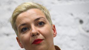 Mister adâncit în cazul opozantei lui Lukașenko, Kolesnikova. Dispărută ieri de la Minsk, reținută la granița cu Ucraina