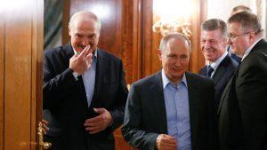 Putin - Lukashenko