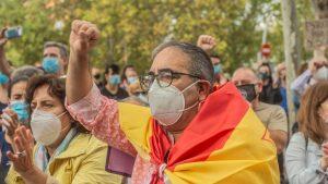 protest Madrid