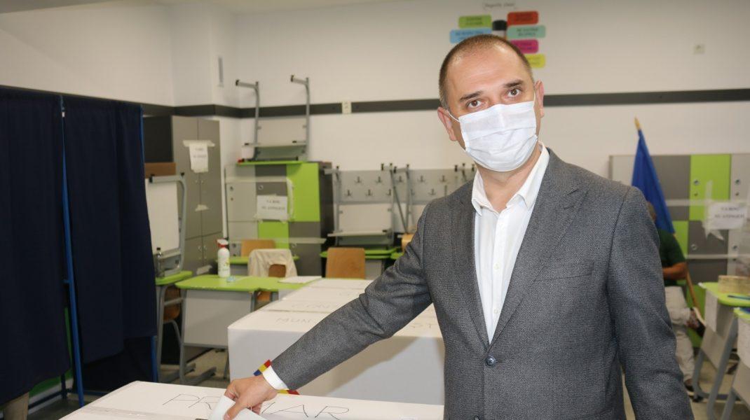 Radu Mihaiu, antreprenor în IT de 14 ani, la Primăria Sectorului 2