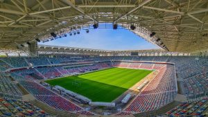 Stadionul Steaua e aproape gata. A costat 100 de milioane de euro