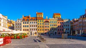 Varșovia, smart city model pentru București. Capitala Poloniei este în plină dezvoltare